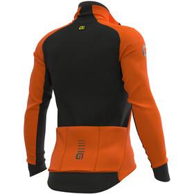 Alé Cycling Clima Protection 2.0 Course Combi DWR Jas Heren, fluo orange